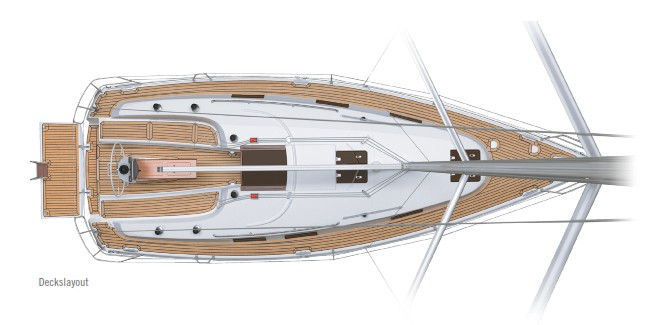 Bavaria Cruiser 32 - deck.jpg